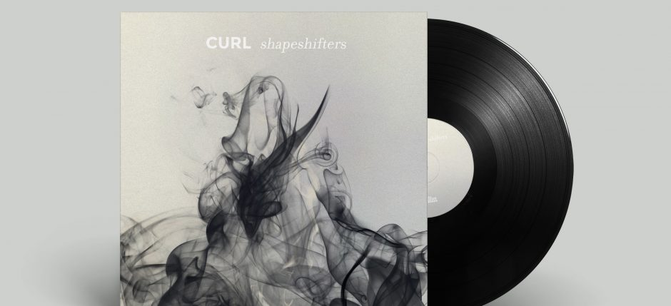 Vinyl Record PSD MockUp 01